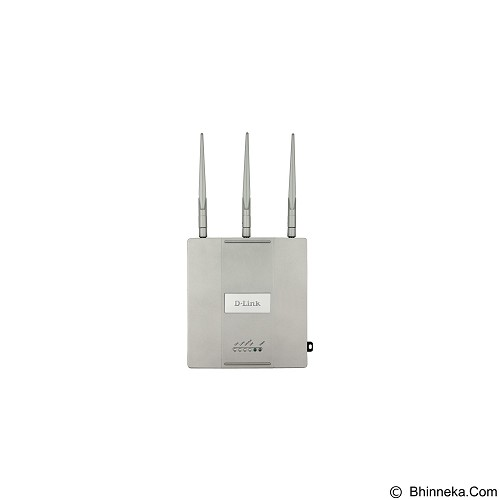 D-LINK Wireless AC1750 Simultaneous Dual-Band PoE Access Point [DAP-2695/ESG] - Access Point