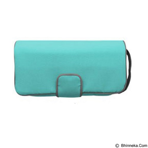 D'RENBELLONY Gadget Chargers Organizer Light D'renbellony - Green - Travel Bag