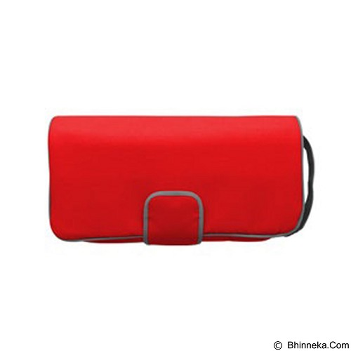D'RENBELLONY Gadget Chargers Organizer Light D'renbellony - Red - Travel Bag