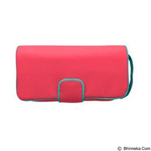 D'RENBELLONY Gadget Chargers Organizer Light - Magenta Green - Travel Bag