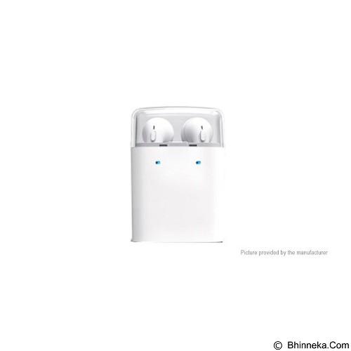 DACOM Charger Storage Box Voice Prompt Stereo Dual V4.2 Bluetooth Earphone [GF7 TWS] (Merchant) - Headset Bluetooth