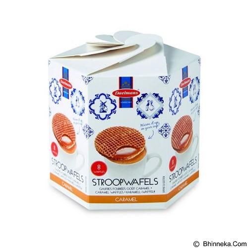 DAELMANS Biscuit Caramel Wafer in Box 230gr [P001175] - Biskuit & Waffer
