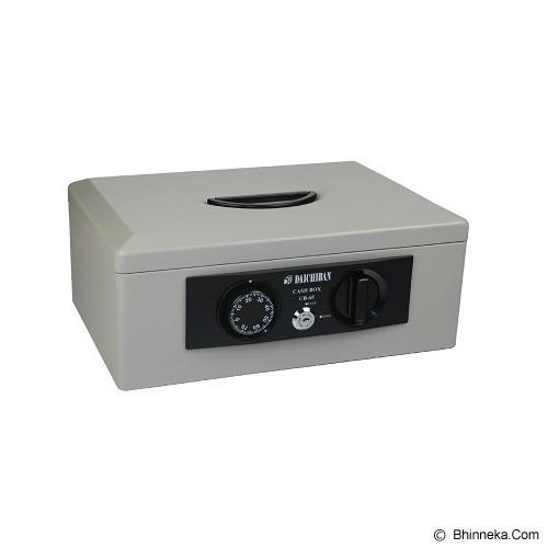 DAICHIBAN Cash Box [CB-55] - Ivory - Cash Box