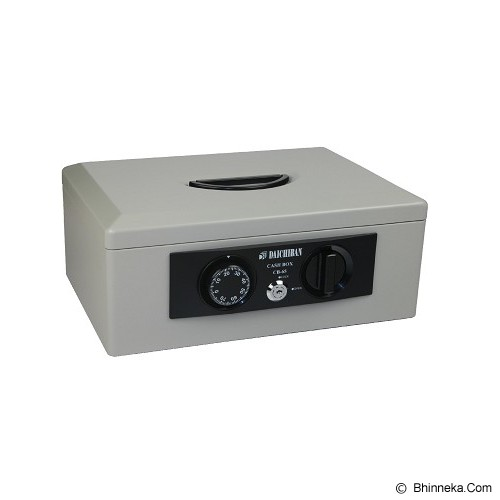 DAICHIBAN Cashbox [CB-65] - Ivory (Merchant) - Cash Box