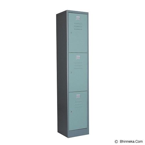 DAICHIBAN Locker [LK-03] - Filing Cabinet / Lemari Arsip