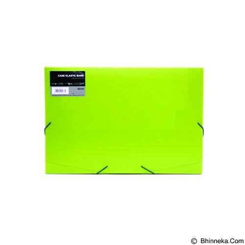 DAIICHI Case Elastic Band [FC 40 DOF]- Light Green - Box File