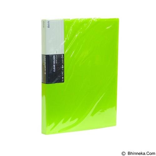DAIICHI Clear Holder [FC 40 DOF] - Classic Light Green - Map Plastik