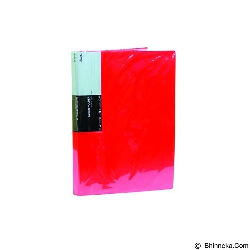 DAIICHI Clear Holder [FC 40 DOF] - Classic Red - Map Plastik