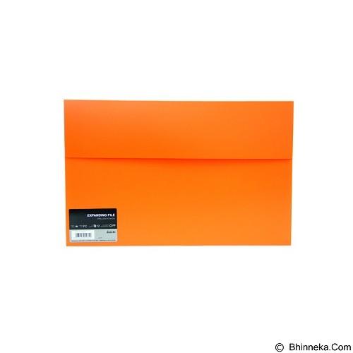 DAIICHI Expanding File [FC12 DOF] - Orange - Expandable Folder