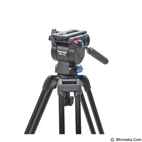 DAIWA DST 43 - Tripod Combo with Head