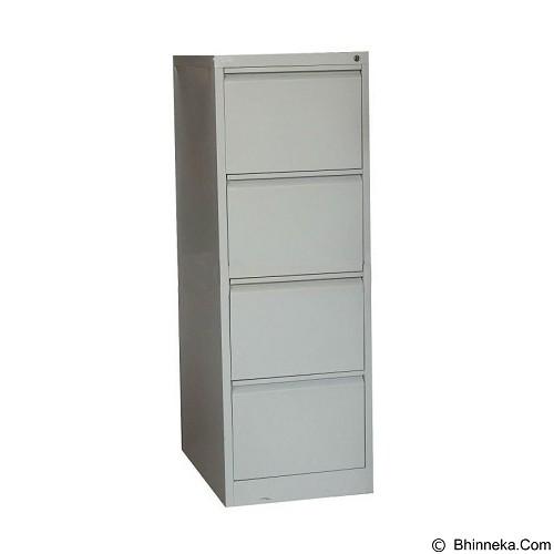 DATAFILE Filing Cabinet 4 Laci [DF-408LX] - Filing Cabinet / Lemari Arsip