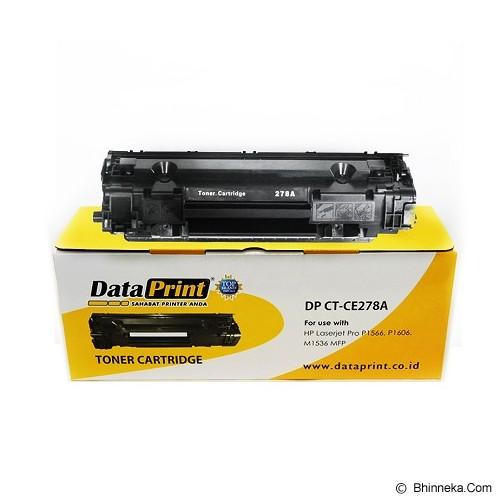 DATAPRINT Compatible Cartridge Toner DP [CT-CE278A] - Toner Printer HP