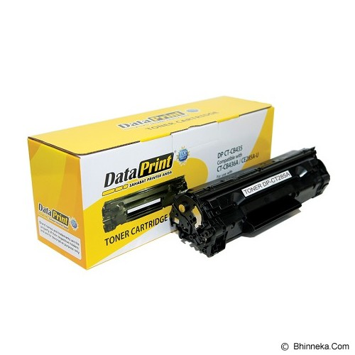 DATAPRINT Compatible Cartridge Toner DP [CT-CE285A] - Toner Printer Refill