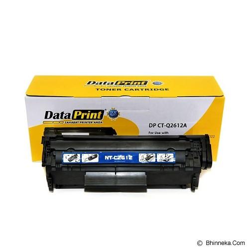 DATAPRINT Compatible Cartridge Toner DP [CT-Q2612A] - Toner Printer Refill