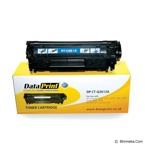 DATAPRINT Compatible Cartridge Toner DP [CT-Q2612A] - Toner Printer Refill