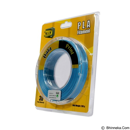 DATAPRINT PLA Filament 1.75mm - Blue (Merchant) - Engraving and Milling Accessory