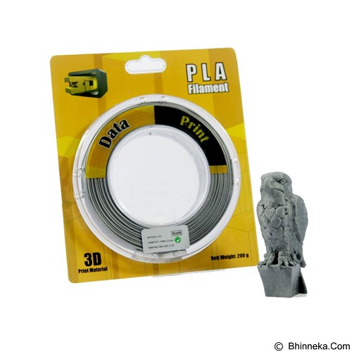 DATAPRINT PLA Filament 1.75mm - Silver (Merchant) - Engraving and Milling Accessory