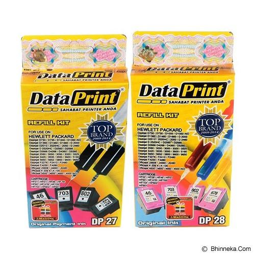 DATAPRINT Tinta Refill [DP 27 + DP 28] - Tinta Printer Refill