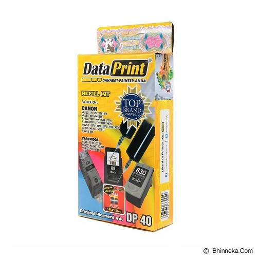 DATAPRINT Tinta Refill [DP-40] - Tinta Printer Refill