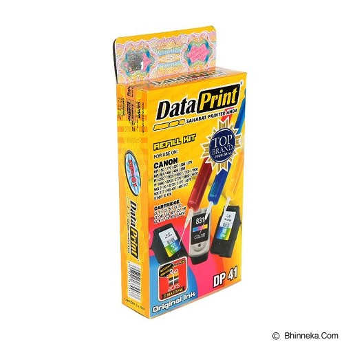 DATAPRINT Tinta Refill [DP-41] - Tinta Printer Refill