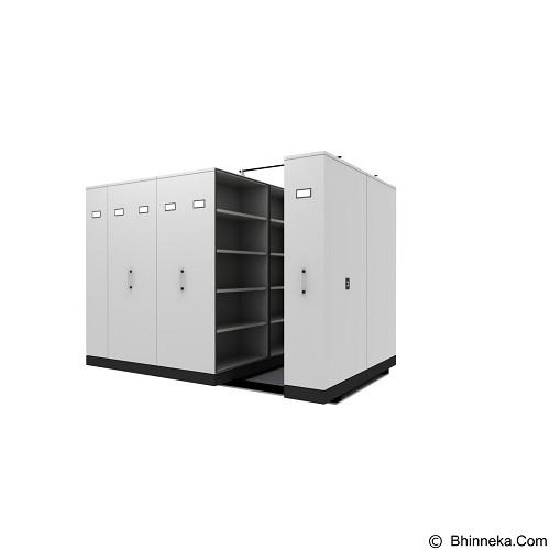 DATASCRIP Compacto Manual [TW6B] - Filing Cabinet / Lemari Arsip