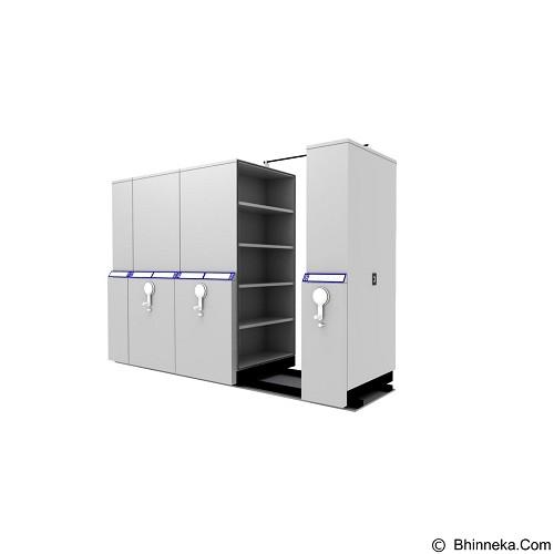 DATASCRIP Compacto Mekanik [S6B] - Filing Cabinet / Lemari Arsip