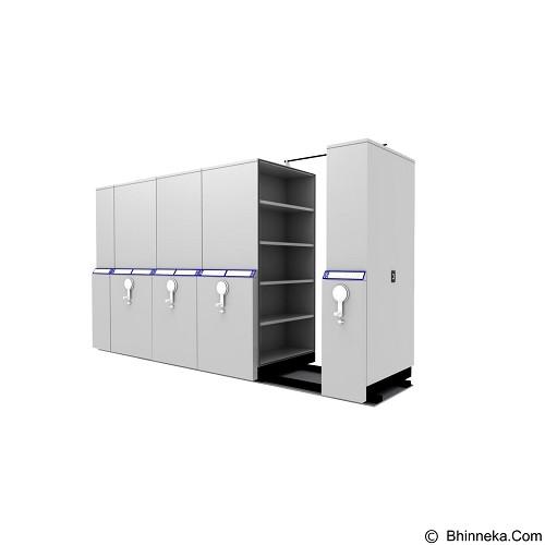 DATASCRIP Compacto Mekanik [S8B] - Filing Cabinet / Lemari Arsip