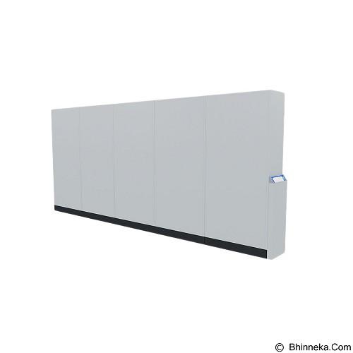 DATASCRIP Compacto Mekanis [SS5011MB] - Filing Cabinet / Lemari Arsip