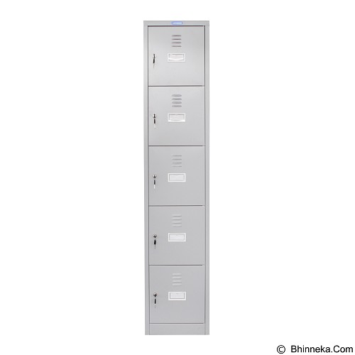 DATASCRIP 5 Compartments Locker - Drawer