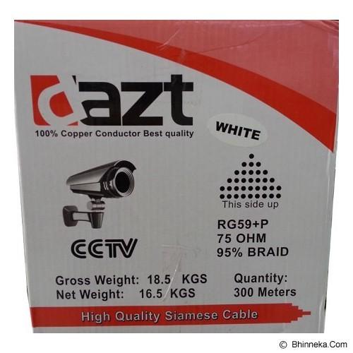 DAZT Kabel CCTV [RG59+Power] - Black - Cctv Accessory
