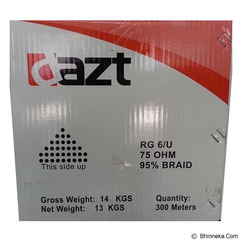 DAZT Kabel CCTV [RG6U] - Black - Cctv Accessory