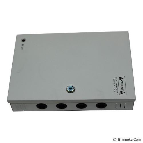 ZITECH Power Supply Box 5A - Cctv Accessory