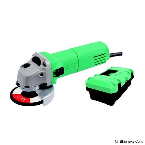 DCA Angle Grinder ASM03-100A / S1M-FF03-100A [DC01010026] - Mesin Gerinda