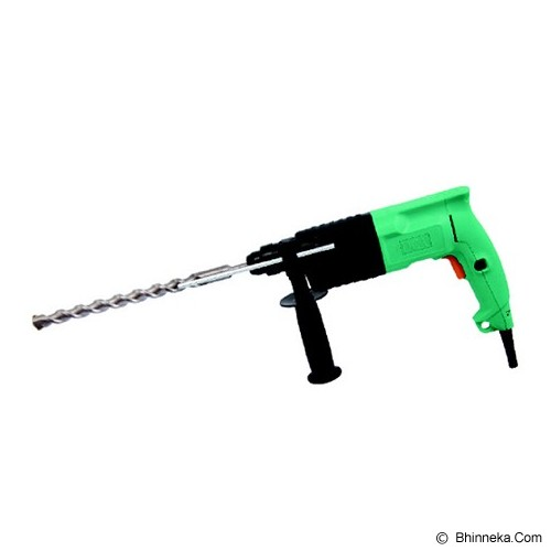 DCA Rotary Hammer AZC02-20 / Z1C-FF02-20 [DC01010015] - Bor Mesin
