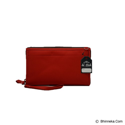 DE'RICH Dompet Maxi Tali Panjang - Merah - Cross-Body Bag Wanita