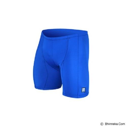 DE SOTO Carrera Tri Short CTS Size M - Blue - Celana Olahraga Pria