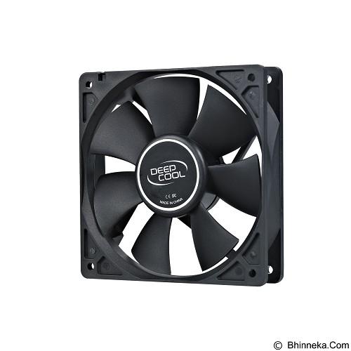 DEEPCOOL Case Fan [XFAN 120] - Black - Kipas Komputer