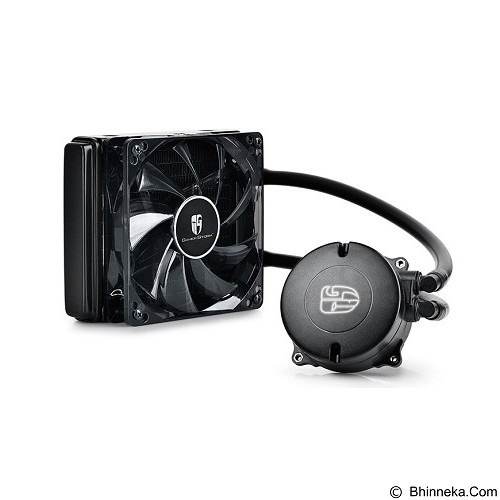 DEEPCOOL Maelstrom 120T Liquid Cooler - Red - Cpu Cooler