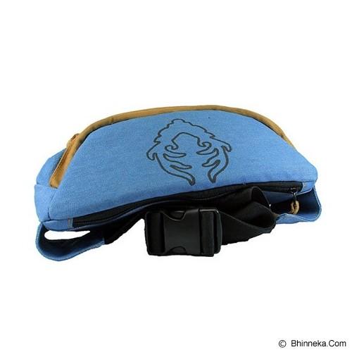 DEER AND DOE Hip Bag - Blue Jeans (Merchant) - Travel Shoulder Bag