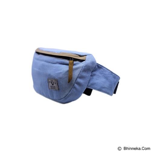 DEER AND DOE Hip Bag - Light Blue (Merchant) - Travel Shoulder Bag