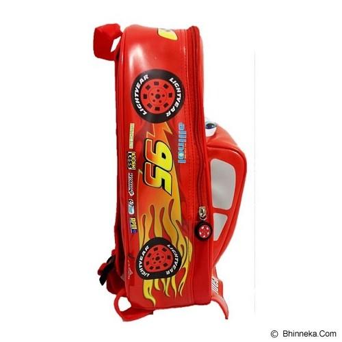 DEERDE Ransel 3D Play Group Cars - Red - Tas Anak