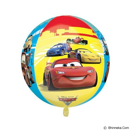 DEITY HOUSE Orbz Cars [A2840301] - Balon