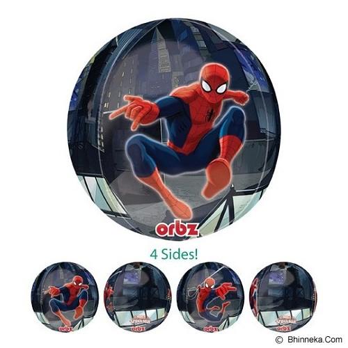 DEITY HOUSE Orbz Spiderman [A2847201] - Balon