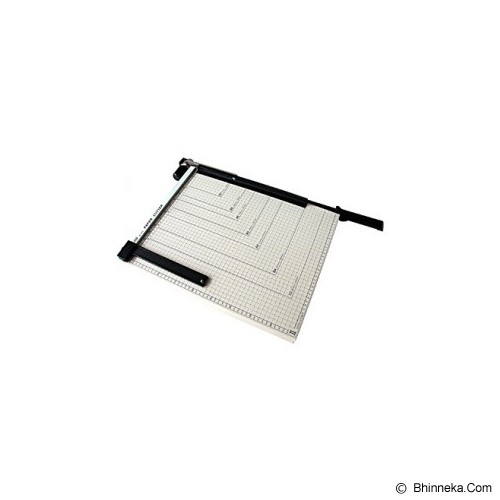 DELI Steel Paper Trimmer [8012] - Pemotong Kertas Manual