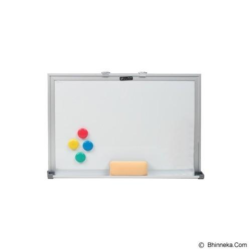 DELI Whiteboard [39042] - Papan Tulis White Board