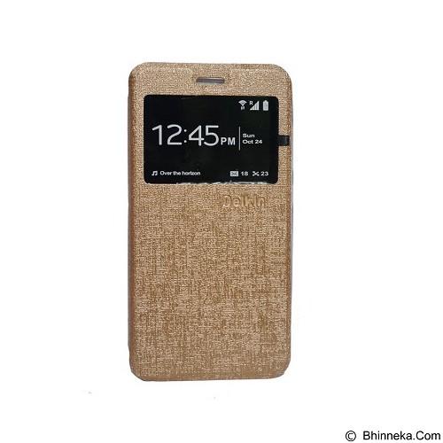 DELKIN Flip Cover Asus Zenfone C - Gold (Merchant) - Casing Handphone / Case