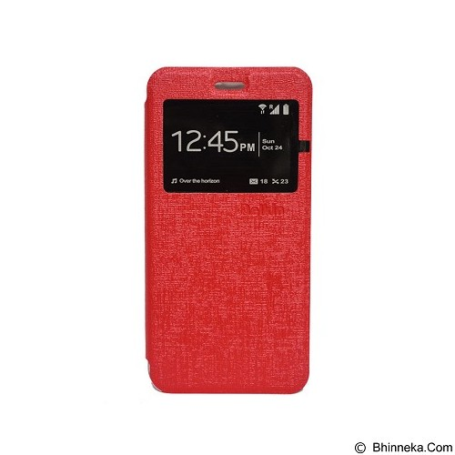 DELKIN Flip Cover Samsung A5 2016/A510 - Red (Merchant) - Casing Handphone / Case