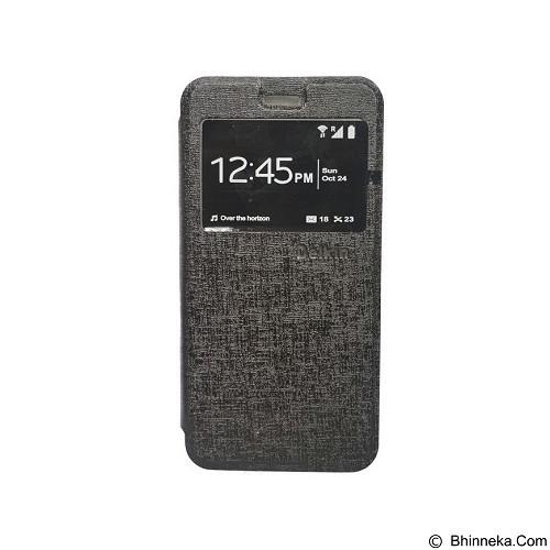 DELKIN Flip Cover Samsung V G313 - Black (Merchant) - Casing Handphone / Case