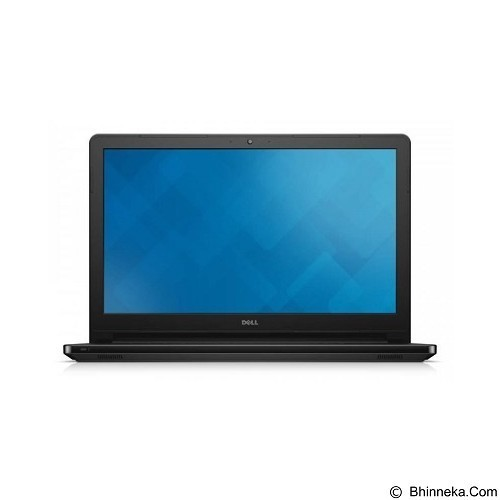 DELL Inspiron 14 5468 (Core i5-7200U) Non Windows - Black (Merchant) - Notebook / Laptop Consumer Intel Core I5