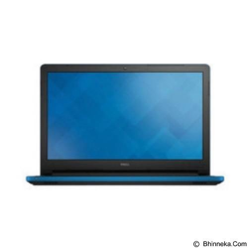 DELL Inspiron 14 3467 Non Windows (Core i3-6006U) - Blue (Merchant) - Notebook / Laptop Consumer Intel Core I3